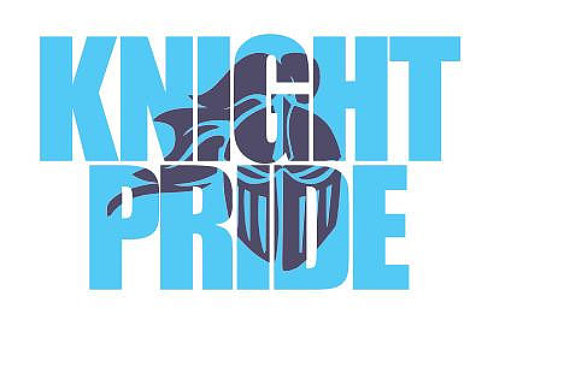 Knight clipart pride Silhouette SCAL Sublimation File Cutting