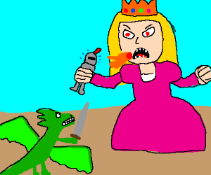 Knight clipart saves princess Knight from knight princess Brave