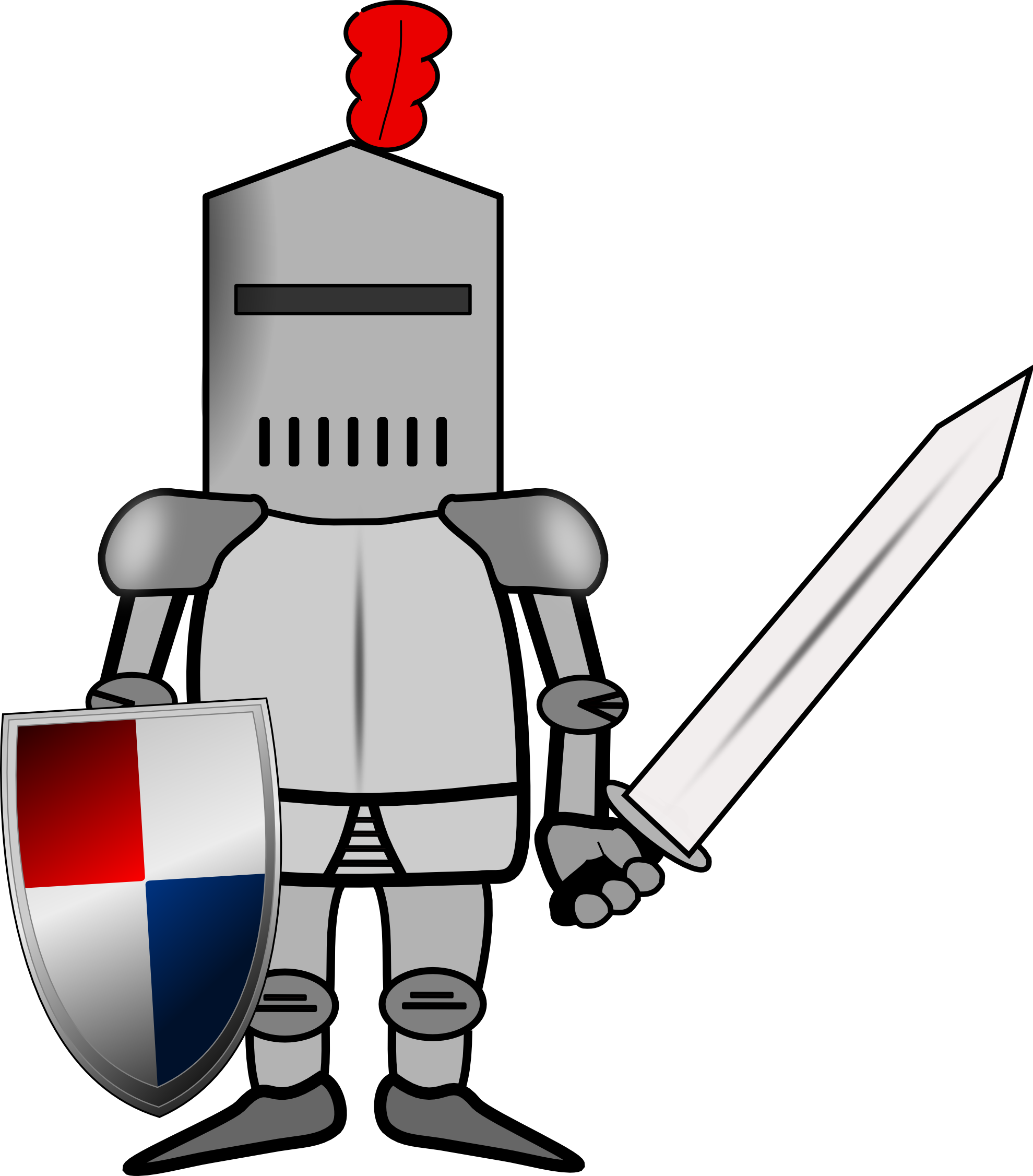 Knight clipart simple cartoon Knight Free Clipart Clipart Images