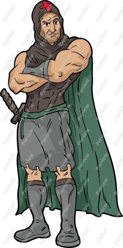 Knight clipart simple cartoon Knight Mascot Cartoon Art Knight