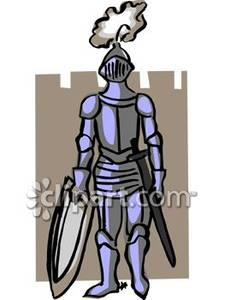 Knight clipart suit armor Royalty of a Clipart Free