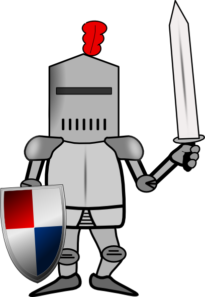 Rome clipart armour  With at Shield Clker