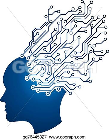 Technology clipart thinker Of serves circuit training as