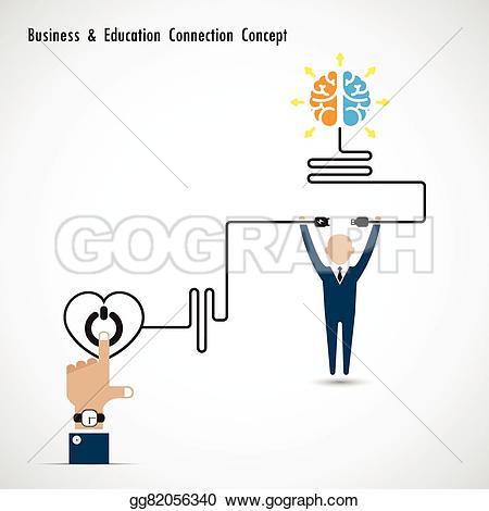 Knowledge clipart bulb Vector symbol concept light light