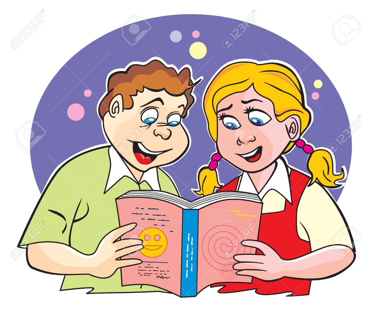 Knowledge clipart children's book Reading 104 Clipart Reading Reading