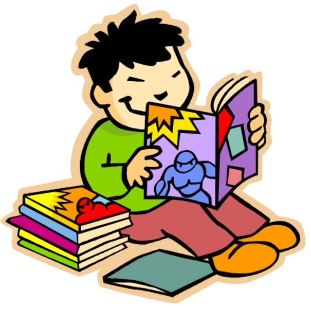 Knowledge clipart children's book Pathway Library Week Children's Library