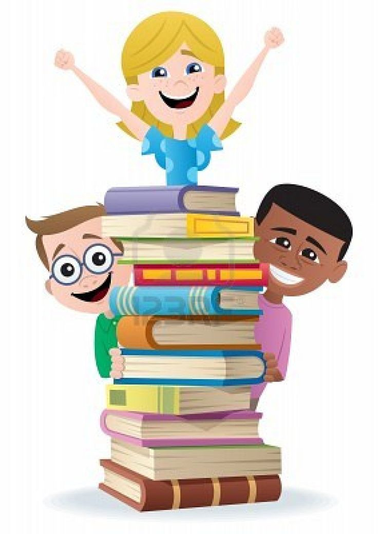 Knowledge clipart children's book On Search books images book