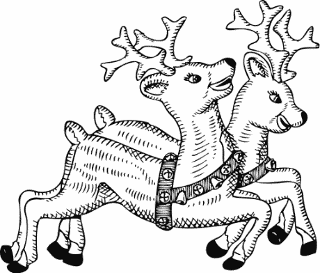 Knowledge clipart christmas book Animal clip Domain Christmas Free