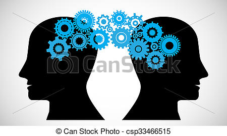 Knowledge clipart creative mind Sharing Clipart of Knowledge head