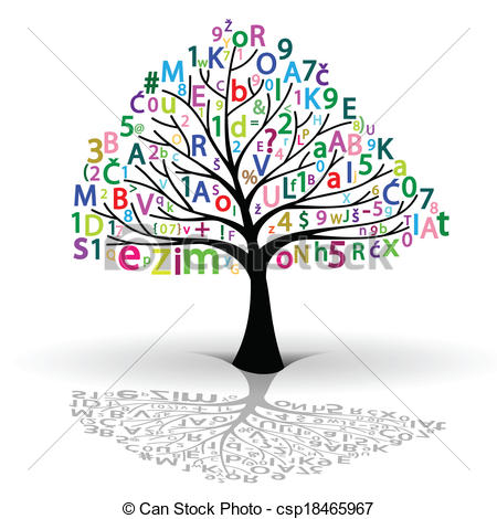 Knowledge clipart graphic Tree Clip of Knowledge the