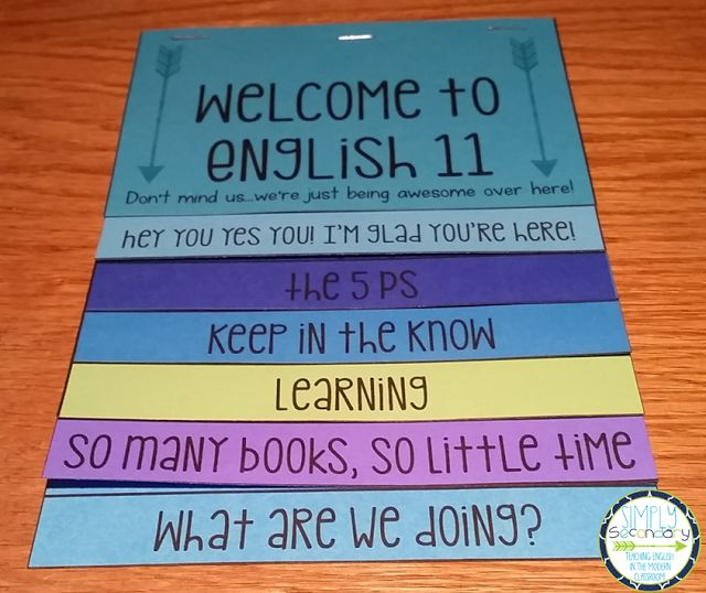 Library clipart high school english teacher Syllabus on 25+ Middle for