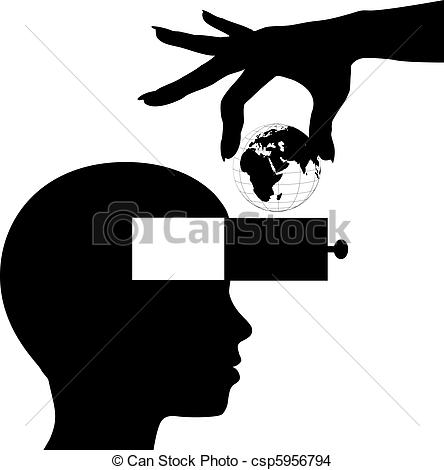 Knowledge clipart knowledgeable Hand  Knowledge Illustrations Knowledge