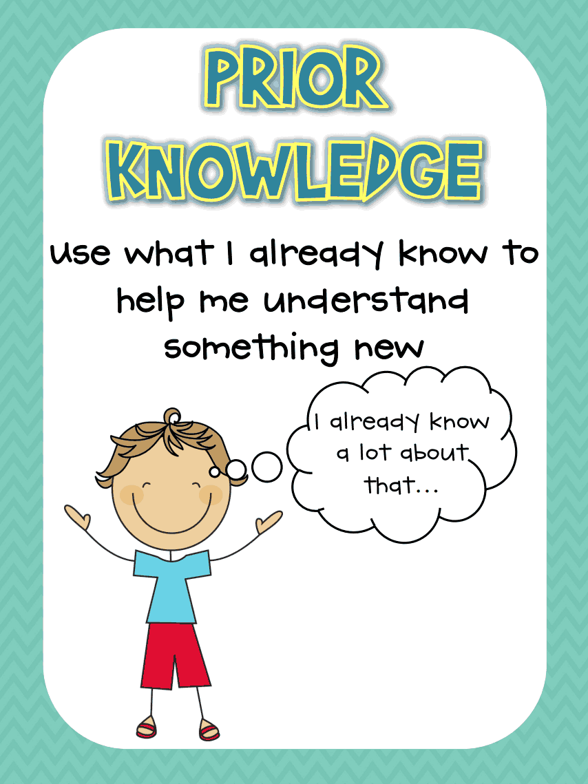 Knowledge clipart previous Shouftas' Using Flyers) Language Prior