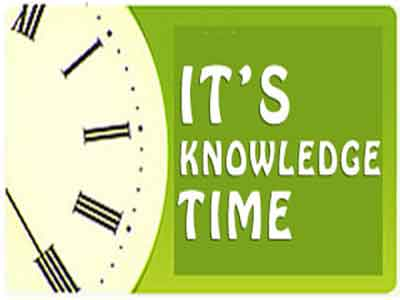 Knowledge clipart quiz time Dialogues Fortis on Medical psychology