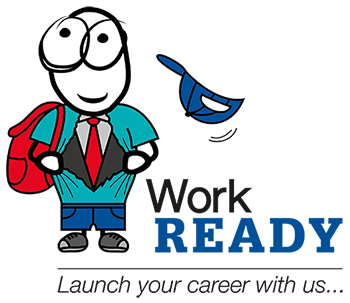 Knowledge clipart ready YOU Work and Sydney Ready
