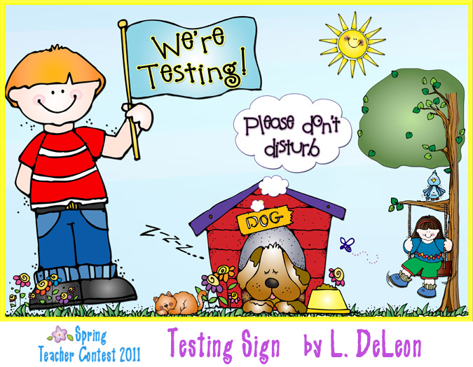 Knowledge clipart school testing Testing 4 Testing cliparts clip