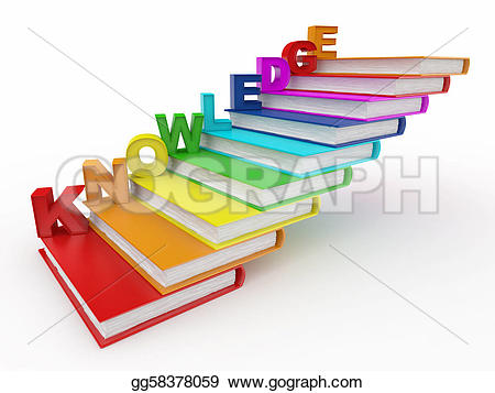 3D clipart knowledge As on  Clipart as