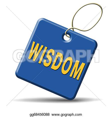 Wisdom clipart knowledge Art Stock Clip Illustration Wisdom