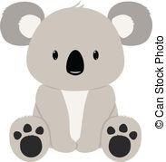 Koala Bear clipart Koala Illustration baby Koala Bear