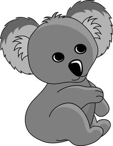 Koala Bear clipart Clipart Cartoon Bear Image: Image