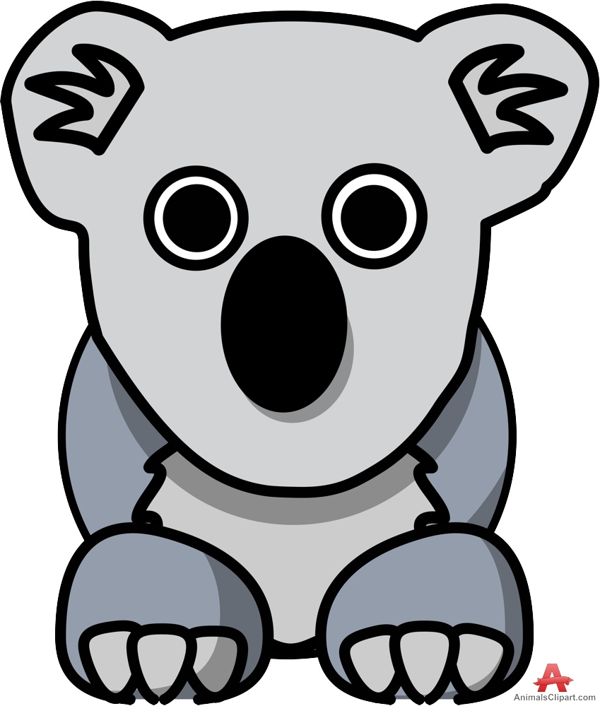Koala Bear clipart Free Design Bear Clipart Koala
