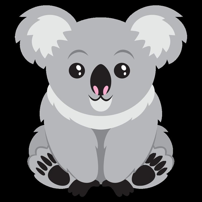 Koala Bear clipart Koala Cute Bear Clipart