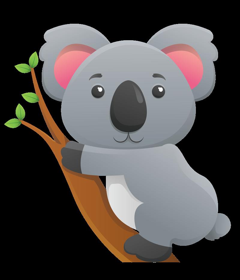 Koala Bear clipart Art Clipart Art Free Clip