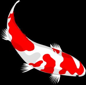 Bonsai clipart japanese koi Fish pond a neon a