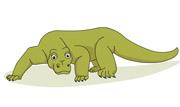 Komodo Dragon clipart Dragon Art Komodo 49 and
