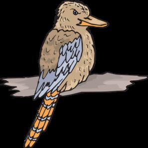 Kookaburra clipart Kookaburra online clip art com