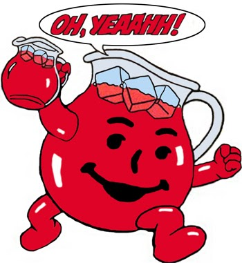 Kool-Aid clipart Liver and Panda Clipart Man