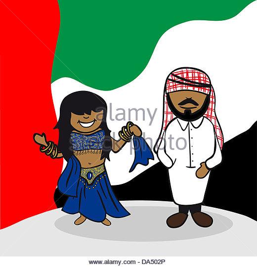 Kopel clipart arabic Couple People Free Collection Arabian