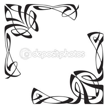 Kopel clipart art deco Google images best and Pinterest