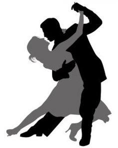 K.o.p.e.l. clipart ballroom dancing Clipart Pinterest siluetas y Resultado