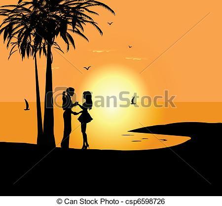 Kopel clipart beach Loving loving  southern for