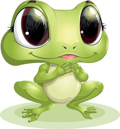 K.o.p.e.l. clipart beautiful eye 25+ Pinterest Eyes Frog cartoon