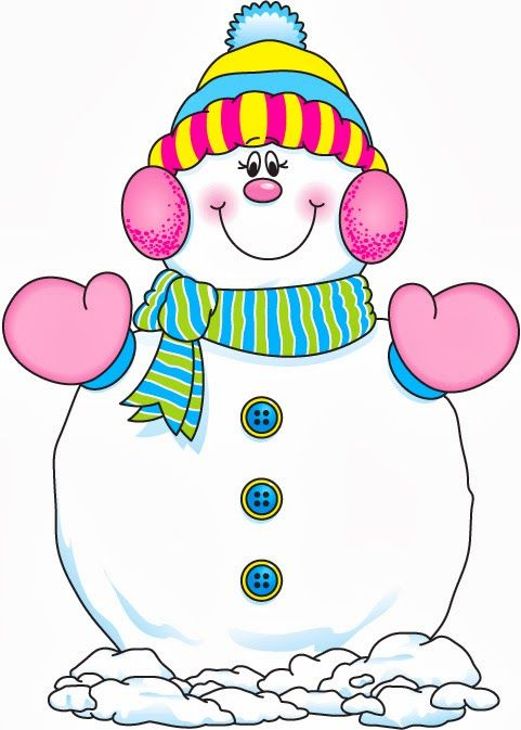Woman clipart snowman Snowman 977 clipart on best