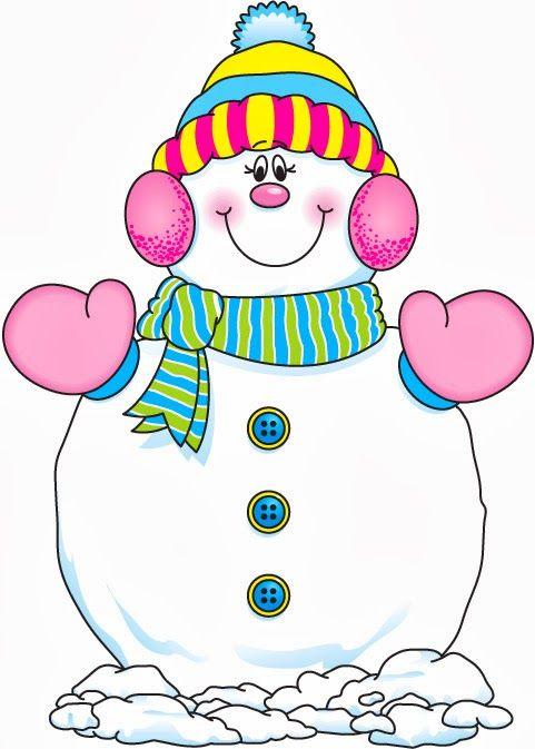 Woman clipart snowman Snowman 977  Pinterest about