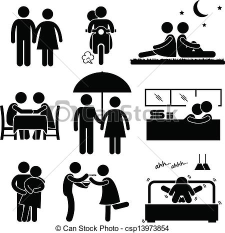 Date clipart boyfriend girlfriend Couple Boyfriend Couple Vector Lover