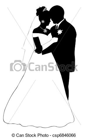 Wedding clipart couple Clip Art  couple Wedding