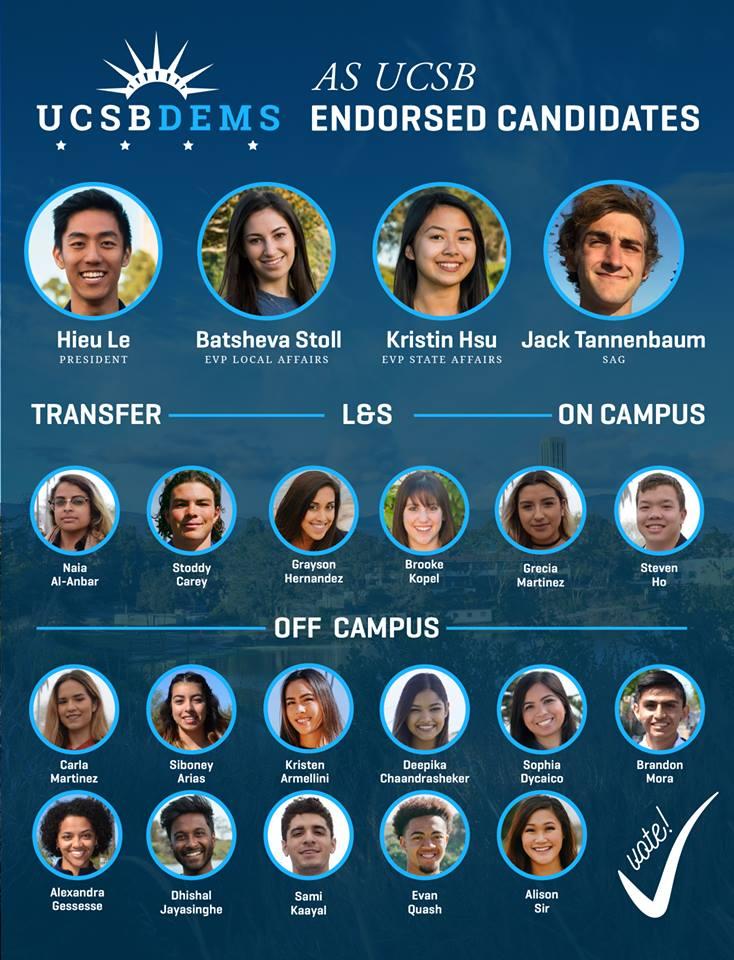 K.o.p.e.l. clipart campus Democrats Campus Campus Endorsements United