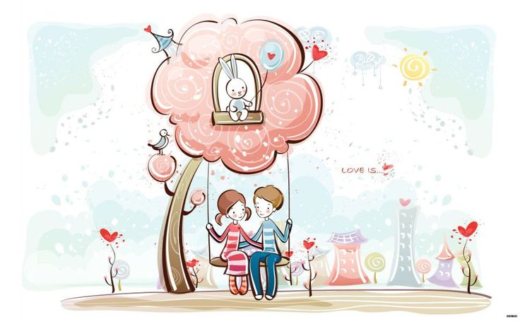 Kopel clipart couple holding hand Cartoon Discover Couple Wallpaper Pinterest