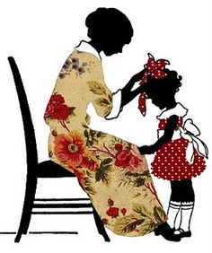 Kopel clipart couple silhouette Journal inspiration Graphic Silhouette art