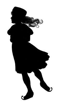 K.o.p.e.l. clipart couple silhouette Silhouettes  Silhouette Vintage Clip