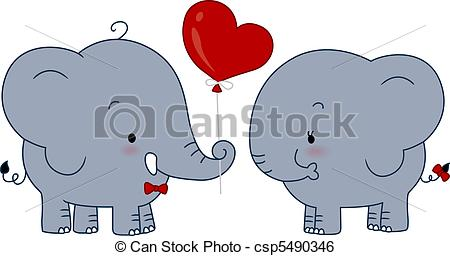 Kopel clipart courtship  Courtship Clipart Animal