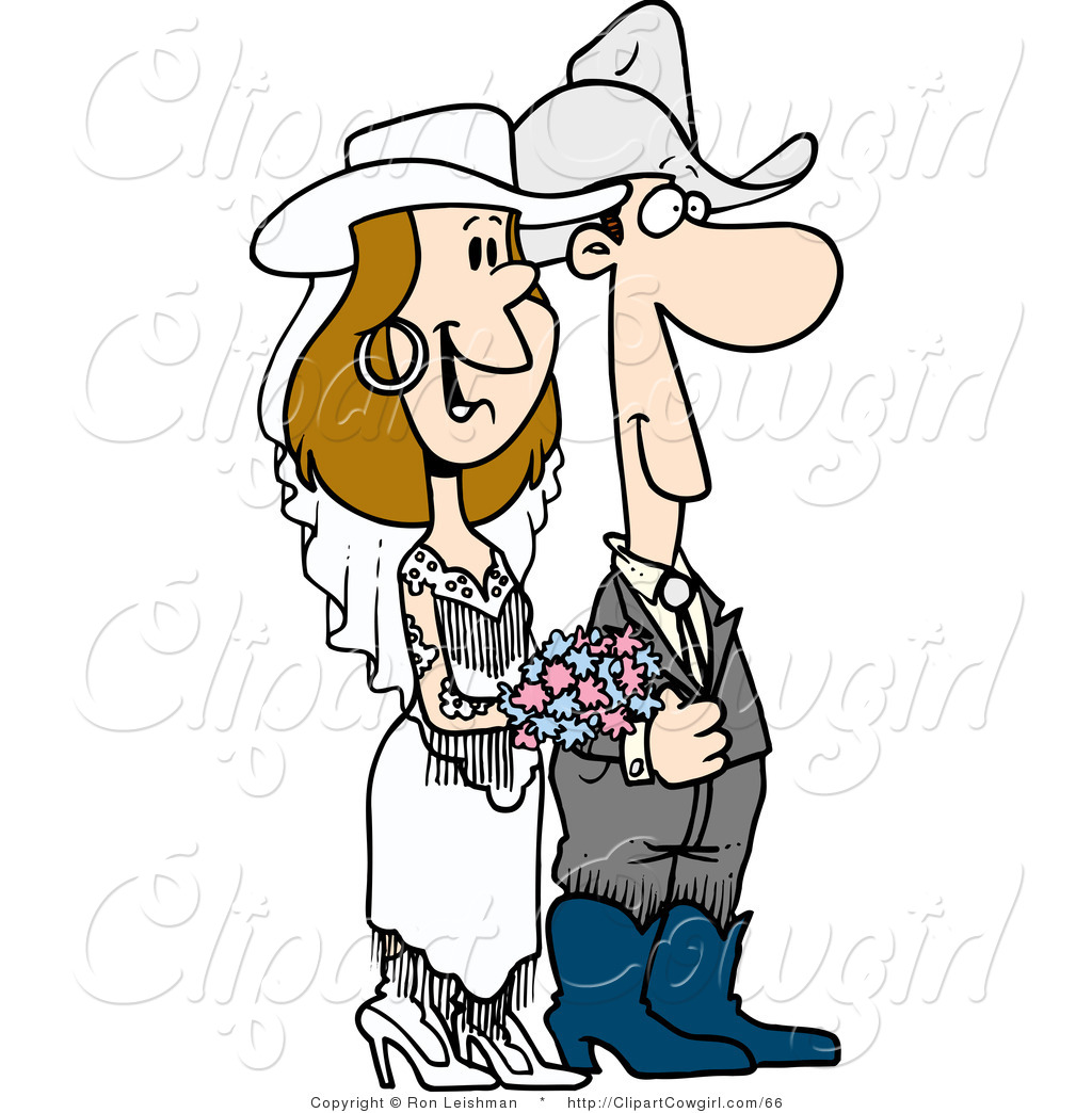 Kopel clipart cuddle Free Cowboy Couple Stock Royalty