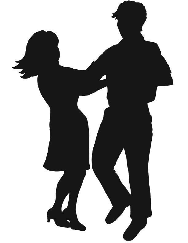 Ballet clipart couple Clipart Art clipart Dancing couple
