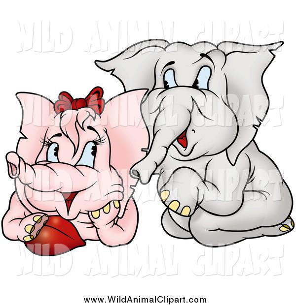Kopel clipart elephant Valentine of Art Elephant Art