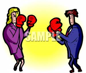 Kopel clipart fighting With Picture  on Couple