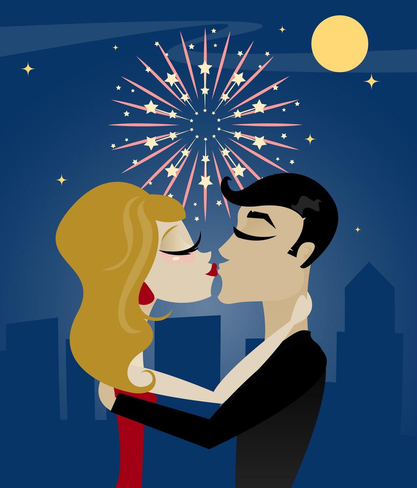 Kopel clipart first kiss Dental  Year's What Clip